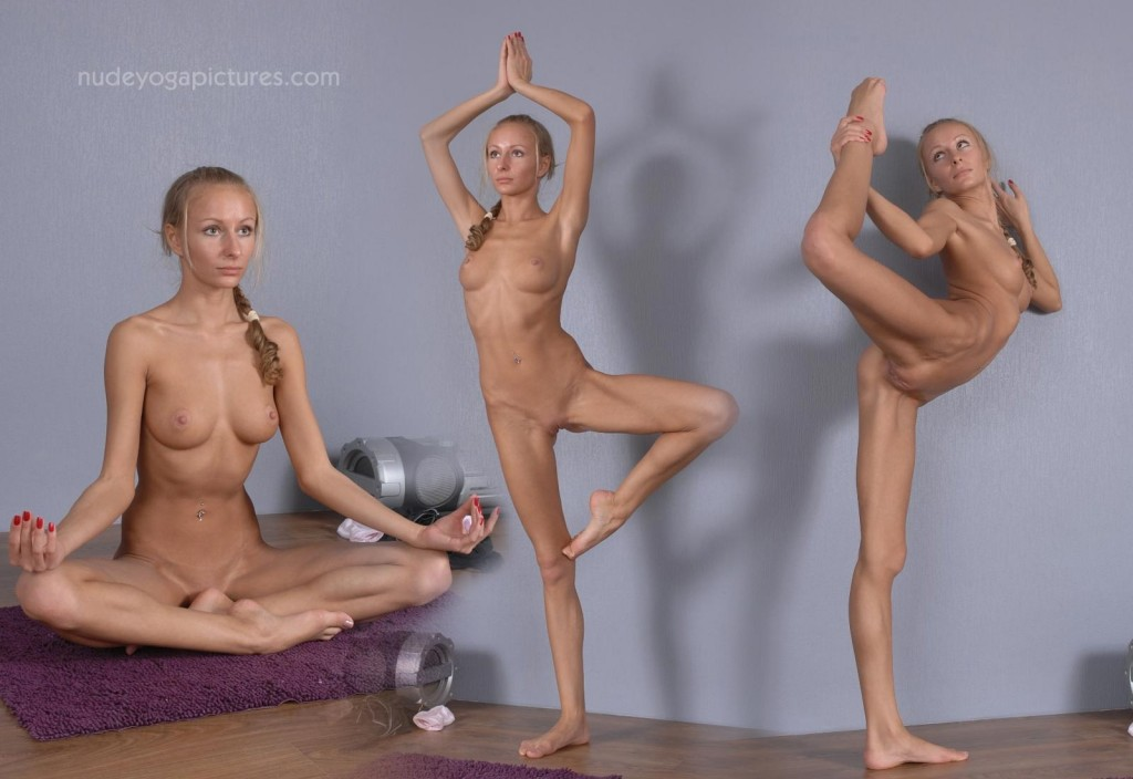 Nude yoga free pictures